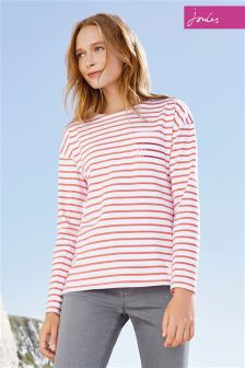 Joules Bay Soft Coral Top