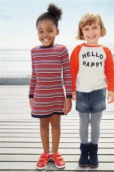 Stripe Swing Dress (3mths-6yrs)