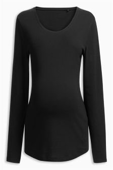 Maternity Long Sleeve T-Shirt