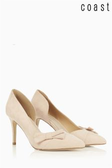 Coast Nude Court Shoe