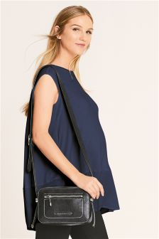 Maternity Cape Back Top