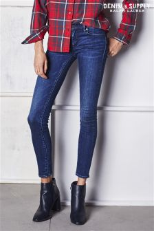 Ralph Lauren Denim and Supply Dark Wash Skinny Jean