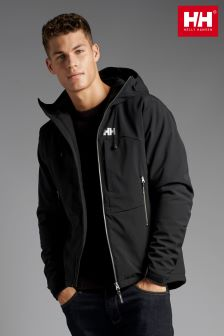 Helly Hansen Black Paramount Insulated Softshell Jacket