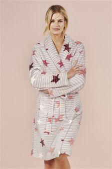 Foil Star Robe