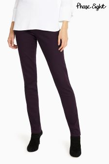 Phase Eight Deadly Nightshade Amina Darted Jegging