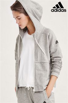 adidas Grey Away Day Hoody
