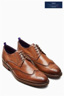 Signature Stitch Brogue