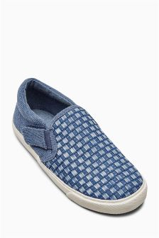 Slip-On Skate Shoes (Younger Boys)