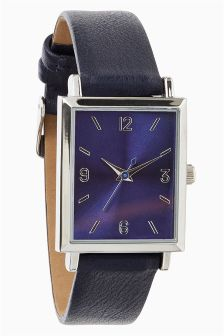 Rectangle Strap Watch