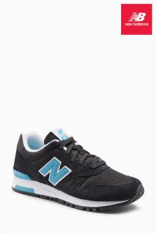 New Balance Black/Blue 565