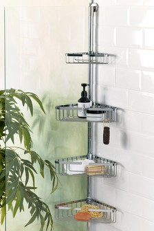 4 Tier Extendable Bathroom Caddy