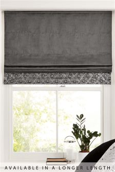 Sequin Blackout Roman Blind