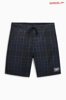 "Speedo® Check 18"" Swim Short"