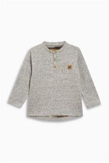 Double Cloth Grandad Top (3mths-6yrs)