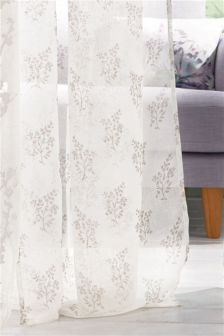 Ditsy Sheer Voile