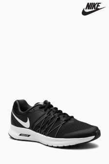 Nike Black/White Air Relentless 6