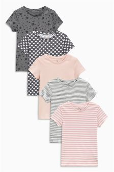 Tops Five Pack (3-16yrs)