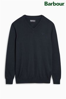 Barbour® V-Neck Knit