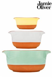 Set Of 3 Jamie Oliver® Tapas Dishes
