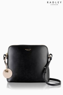 Radley® Black Millibank Zip Top Cross Body Bag