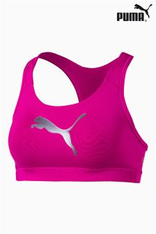 Puma® Gym Pink Power Shape Forever Bra