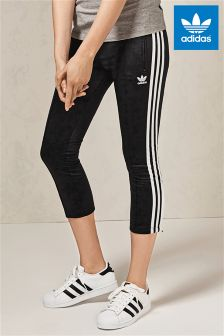 adidas Originals Black Cigarette Pant