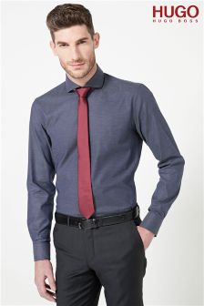 Hugo By Hugo Boss Navy Jason Shirt