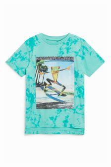 Skate Frog T-Shirt (3-16yrs)