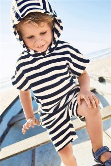 Towelling Two Piece Set (3mths-6yrs)