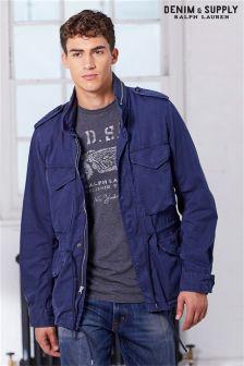 Ralph Lauren Denim & Supply Navy Field Jacket