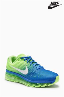 Nike Green/Blue Air Max 2017
