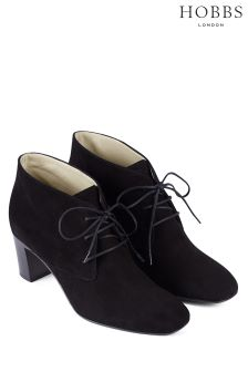 Hobbs Black Patricia Ankle Boot