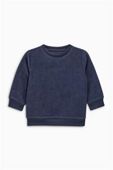Long Sleeve Fleece Top (3mths-6yrs)