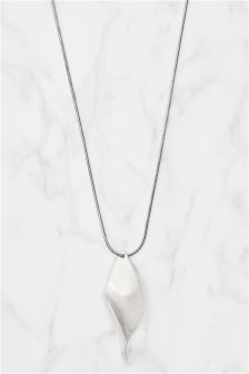 Long Twist Necklace
