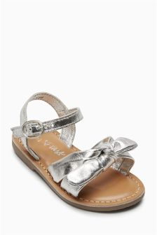 Bow Sandals (Younger Girls)