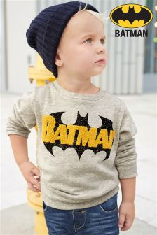 Bouclé Batman® Crew (3mths-6yrs)