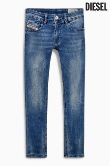 Diesel® Light Blue Wash Sleenker Slim Fit Jean