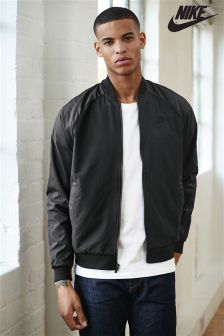 Nike Black Players Woven Jacket