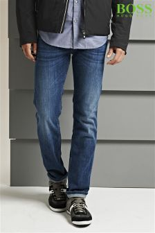 Boss Green Slim Fit Delaware Jean