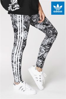 adidas Originals Black Florido Legging
