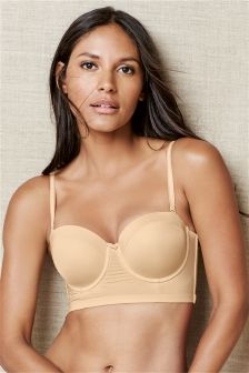 Phoebe Longline Light Pad Multiway Bra