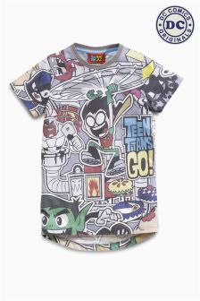 Teen Titans T-Shirt (3-14yrs)