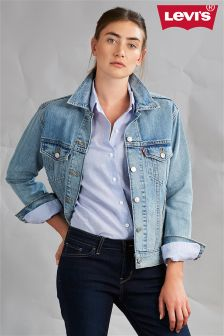 Levi's® Tabla Original Stripe Sydney Boyfriend Shirt
