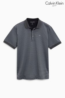 Calvin Klein Golf Black Diverge Polo