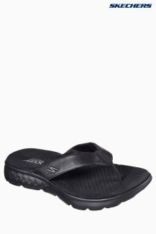 Skechers® Black On The Go Vista Sandal