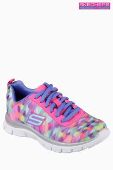 Skechers® Multi Skech Appeal Rainbow Runner Shoe
