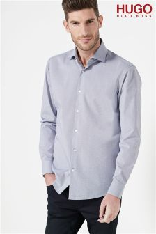 Hugo By Hugo Boss Fine Check Shirt