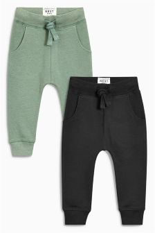 Super Skinny Fit Joggers Two Pack (3mths-6yrs)
