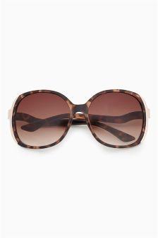Large Step Arm Sunglasses