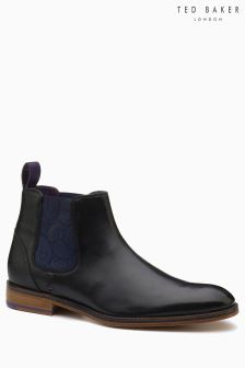 Ted Baker Black Camroon Four Chelsea Boot